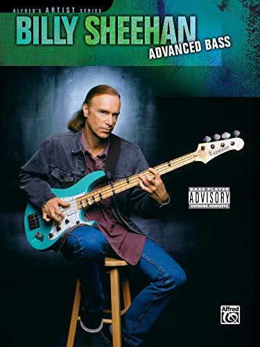 9780739033111: Billy Sheehan: Advanced Bass (Alfred's Artist Series)