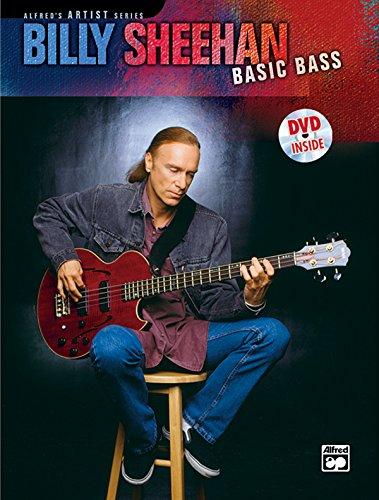 9780739033159: Billy Sheehan: Basic Bass (Book & DVD) (Alfred's Artist)