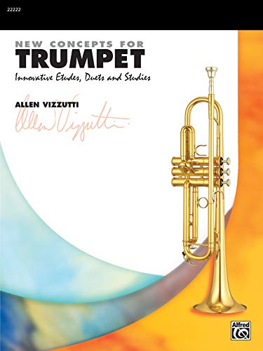 9780739033272: New Concepts for Trumpet: Innovative Etudes, Duets and Studies
