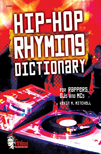 9780739033333: Hip-hop Rhyming Dictionary: For Rappers, Dj's And Mc's