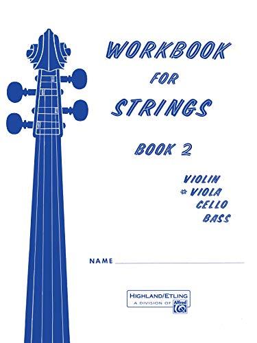 9780739033449: Workbook for Strings, Bk 2: Viola