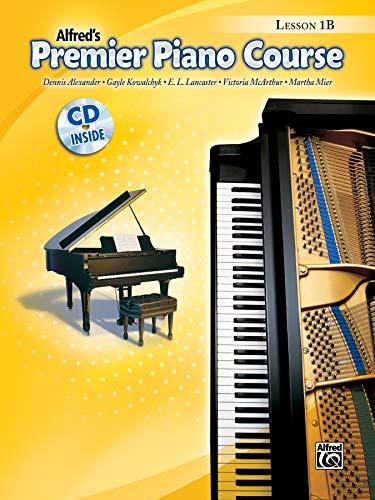 9780739033739: Premier Piano Course Lesson Book, Bk 1B: Book & CD