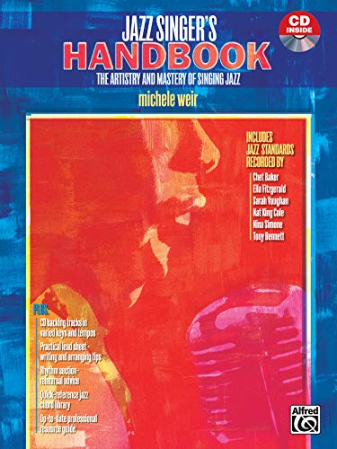 9780739033876: The Jazz Singer's Handbook: Book & CD
