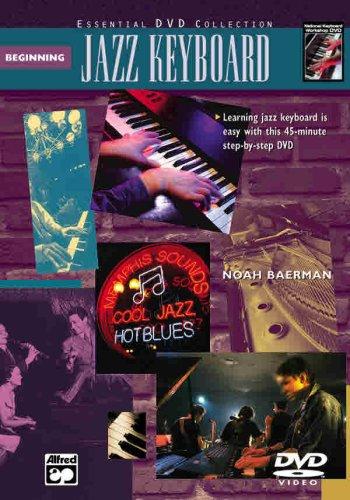 9780739033944: Beginning Jazz Keyboard