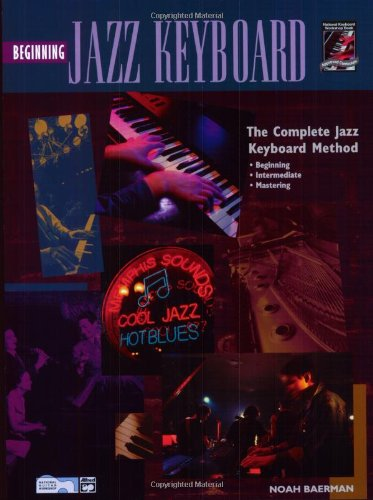9780739033951: Complete Jazz Keyboard Method: Beginning Jazz Keyboard, Book & DVD