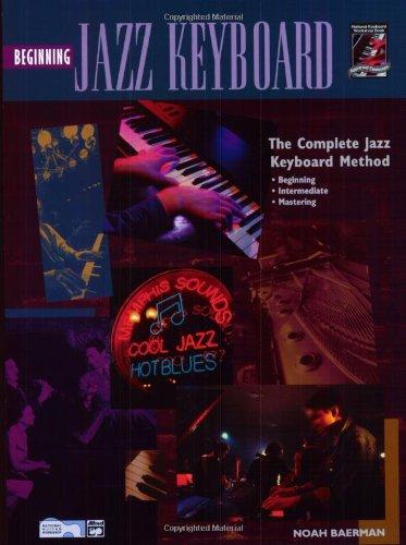 9780739033951: Beginning Jazz Keyboard (Book & DVD) (Complete Jazz Keyboard Method)