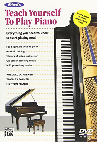 9780739033982: Teach Yourself to Play Piano