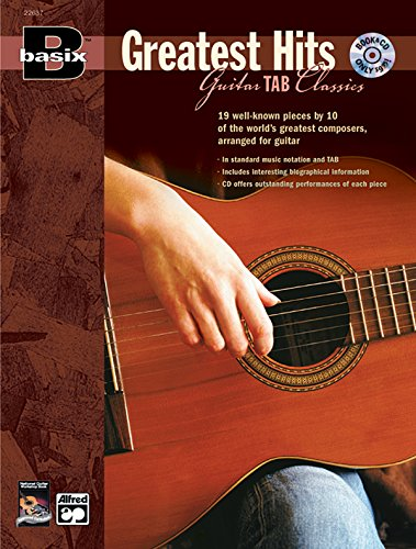 Basix: Greatest Hits Guitar TAB Classics (Basix[r])