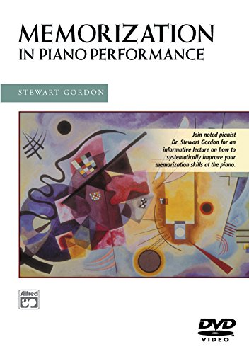 9780739034453: Memorization in Piano Performance