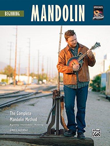 9780739034712: Beginning Mandolin: The Complete Mandolin Method, Book & CD