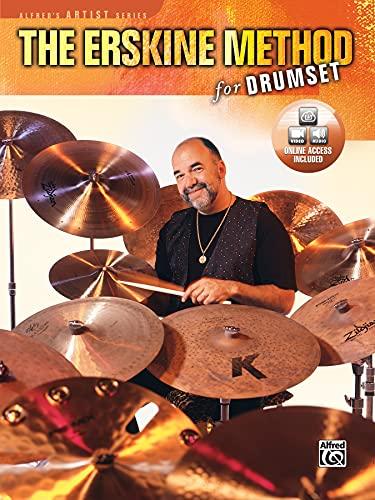 9780739035412: The Erskine Method for Drumset