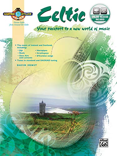 9780739035986: Guitar Atlas Celtic: Your passport to a new world of music, Book & CD