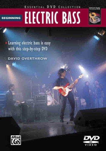 9780739036068: Complete Electric Bass Method: Beginning Electric Bass, DVD