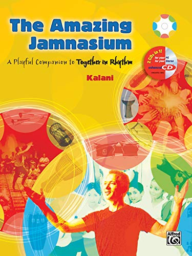 9780739036259: The Amazing Jamnasium: A Playful Companion to Together in Rhythm, Book & CD
