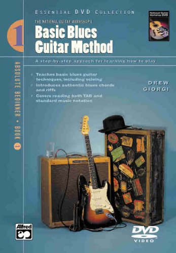 Basic Blues Guitar Method, Book 1 Format: DvdRom: By Drew Giorgi