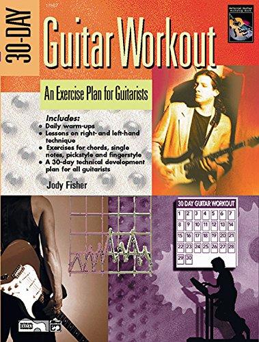 9780739036334: 30-Day Guitar Workout (Book & DVD )