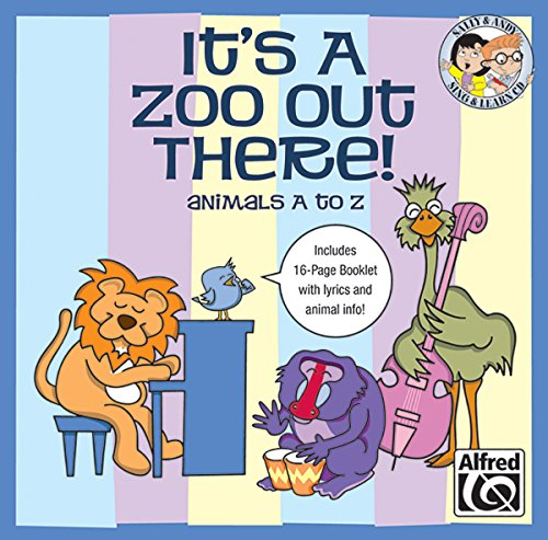 9780739036341: It's a Zoo Out There! Animals A to Z: 27 Unison Songs for Young Singers (Sing & Learn) (CD)
