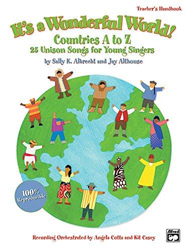 9780739036587: It's a Wonderful World (Countries A-Z): Teacher's Handbook
