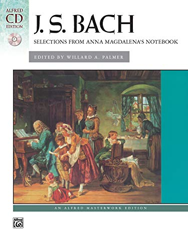 Bach -- Selections from Anna Magdalena s