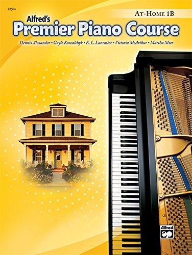 9780739037003: Premier Piano Course At-Home Book, Bk 1B