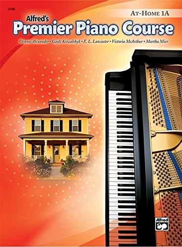 9780739037027: Premier Piano Course At-Home Book, Bk 1A
