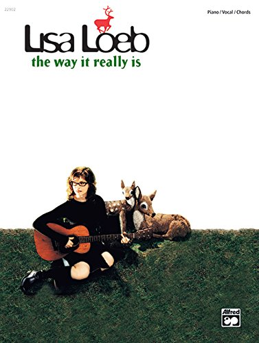 9780739037126: The Lisa Loeb -- The Way It Really Is: Piano/Vocal/Chords
