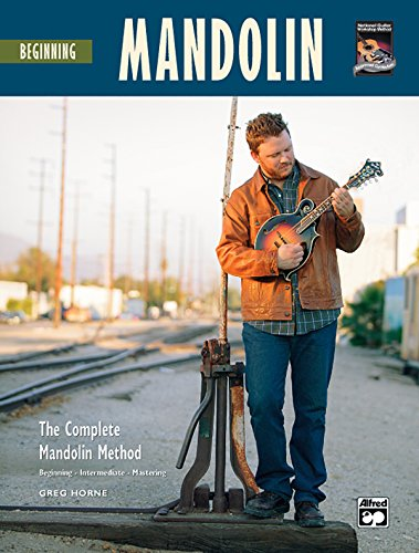 9780739037324: Beginning Mandolin (Book & DVD)