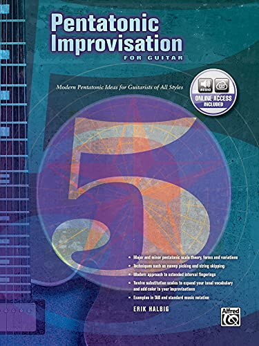 9780739037652: Pentatonic Improvisation For Guitar