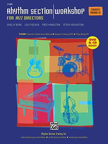 Rhythm Section Workshop for Jazz Directors Teacher's: Berg, Shelly