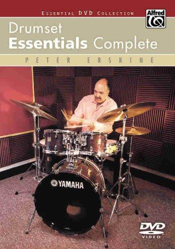 9780739037928: Drumset Essentials, Complete [Reino Unido]