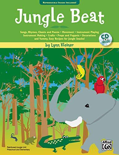 9780739038123: Jungle Beat: Book & CD