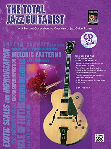 9780739038482: Jody Fisher: the Total Jazz Guitarist +CD (Total Series)