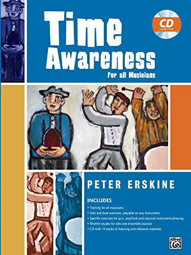 9780739038543: Time Awareness: For All Musicians (Book & Audio CD)