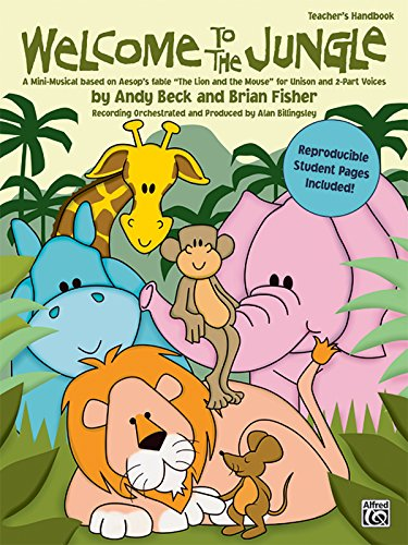 9780739038550: Welcome to the Jungle: A Mini-Musical Based on Aesop's Fable