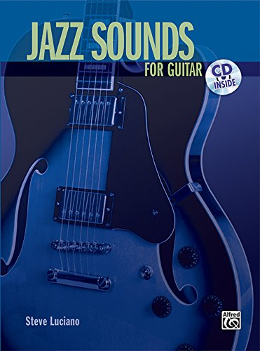 9780739038932: Jazz Sounds for Guitar: Book & CD