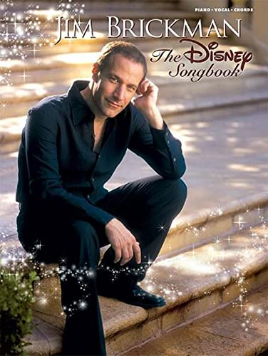 9780739038987: The Jim Brickman -- The Disney Songbook: Piano/Vocal/Chords