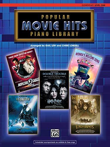 9780739039045: Popular Piano Library Movie Hits: Level 1