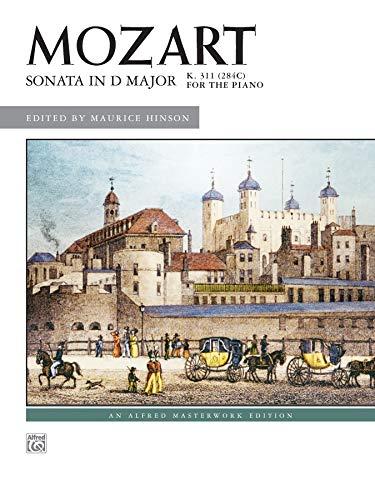 9780739039304: Sonata in D Major, K. 311 (Alfred Masterwork Edition)