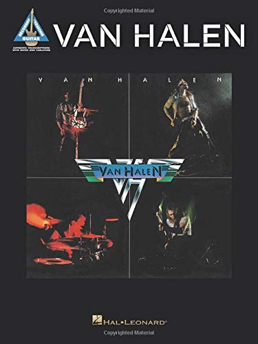 9780739039595: Van Halen: Authentic Guitar-tab