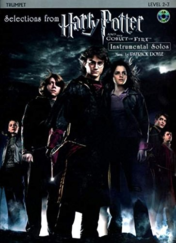 9780739040119: Selections from Harry Potter and the Goblet of Fire: Trumpet, Book & CD