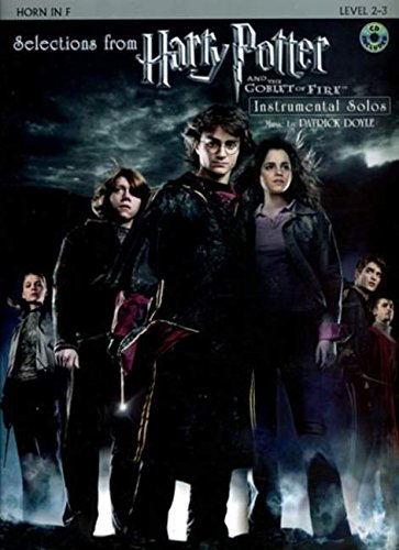 9780739040126: Selections from Harry Potter and the Goblet of Fire: Horn in F, Book & CD