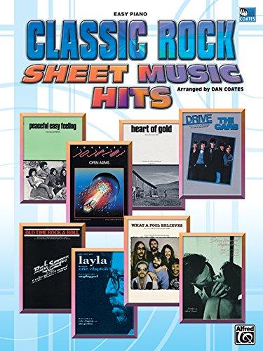 9780739040492: Classic Rock Sheet Music Hits