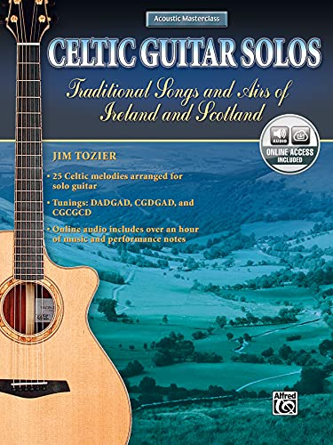 9780739040614: Celtic Guitar Solos: Traditional Songs and Airs of Ireland and Scotland