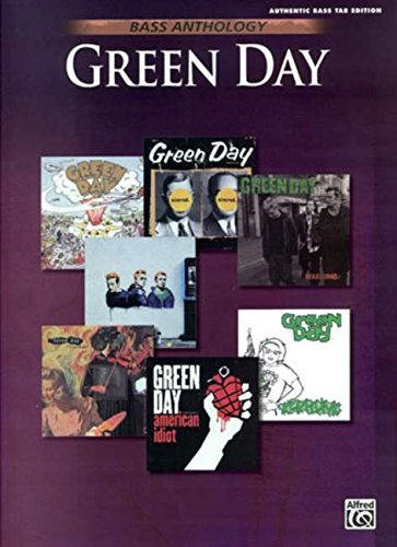 9780739040683: Bass Anthology: Green Day, Authentic Bass Tab Edition (Bass Anthology Series)