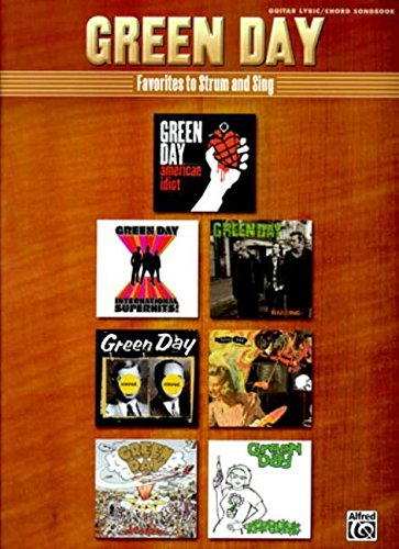 9780739040706: Green Day -- Favorites to Strum and Sing: Easy Guitar Tab