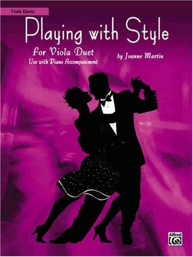 9780739041017: Playing with Style for String Quartet or String Orchestra: Viola Duet