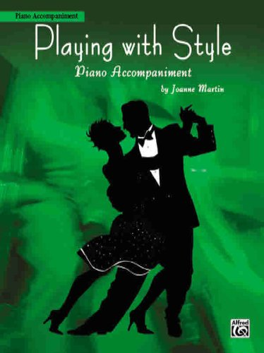 9780739041024: Playing with Style for String Quartet or String Orchestra: Piano Acc