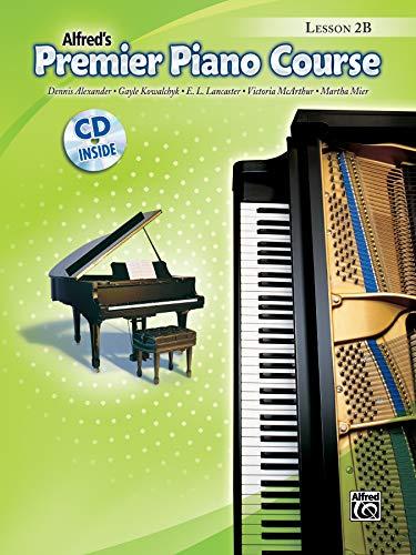 9780739041390: Premier Piano Course Lesson Book, Bk 2B: Book & CD