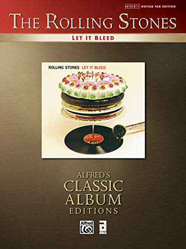 9780739041499: Rolling Stones -- Let It Bleed: Authentic Guitar TAB (Alfred's Classic Album Editions)