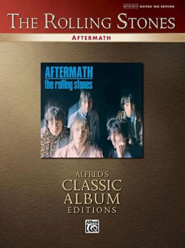 9780739041635: Rolling Stones -- Aftermath: Authentic Guitar TAB (Alfred's Classic Album Editions)